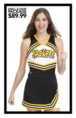 $89.99 Shell & Skirt