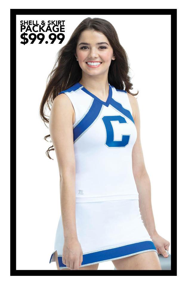 TeamFlex $99.99 Shell & Skirt