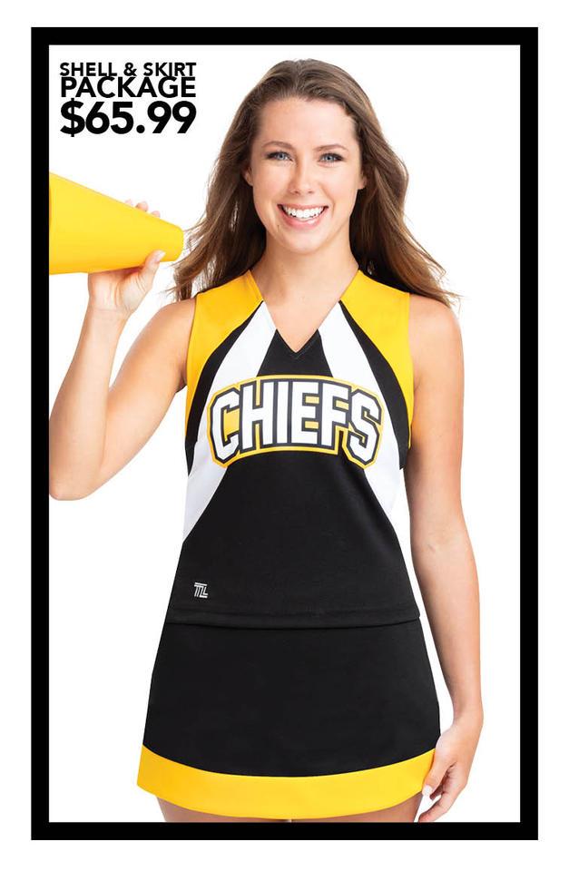 $65.99 Shell & Skirt