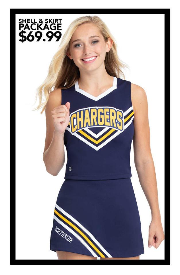 $69.99 Shell & Skirt