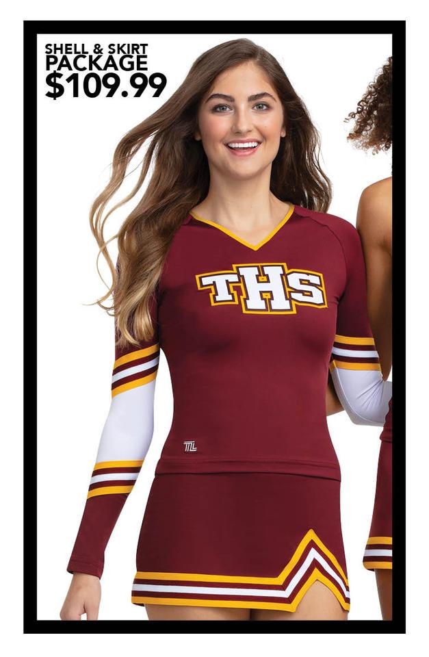 TeamFlex Shell & Skirt $109.99