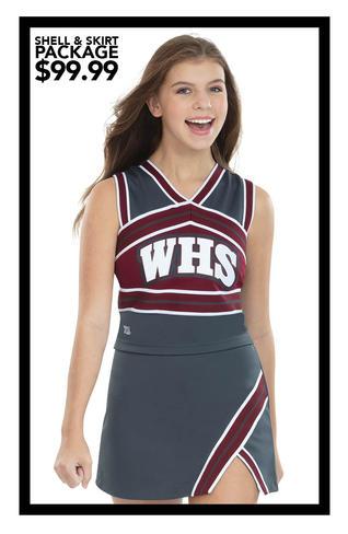 $99.99 Shell & Skirt