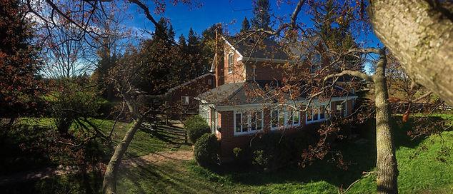 The Farmhouse - built in the 1870s