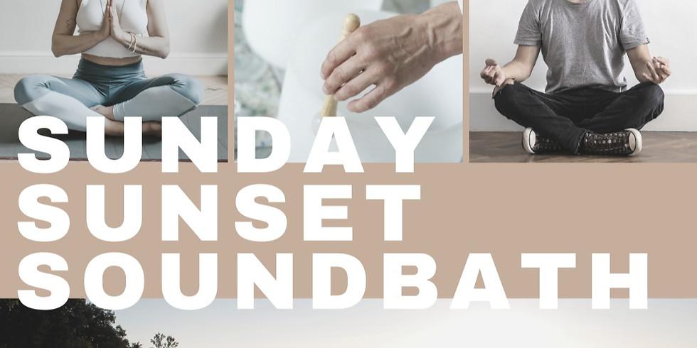 Pop Up Sunday Soundbath