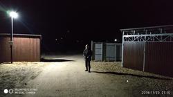освещение въезда-2019