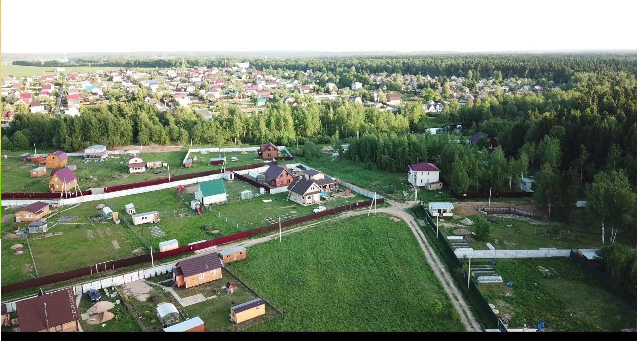 южная часть поселка