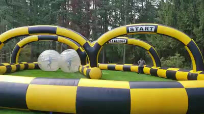 We rent Inflatables