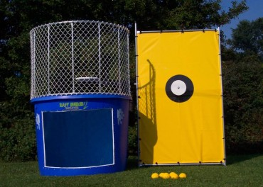 Dunk Tank with Earth Fairy Entertainment
