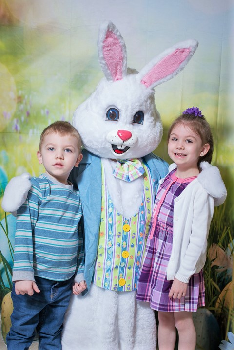 Easter Bunny from Earth Fairy Entertainm