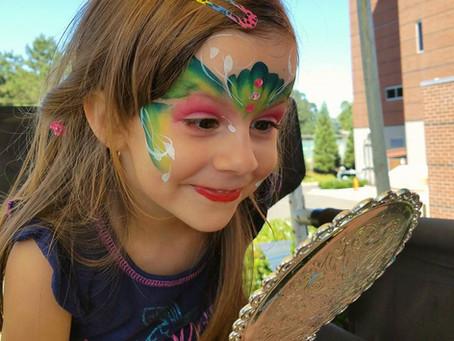 Premium Face Painting in Portland Oregon