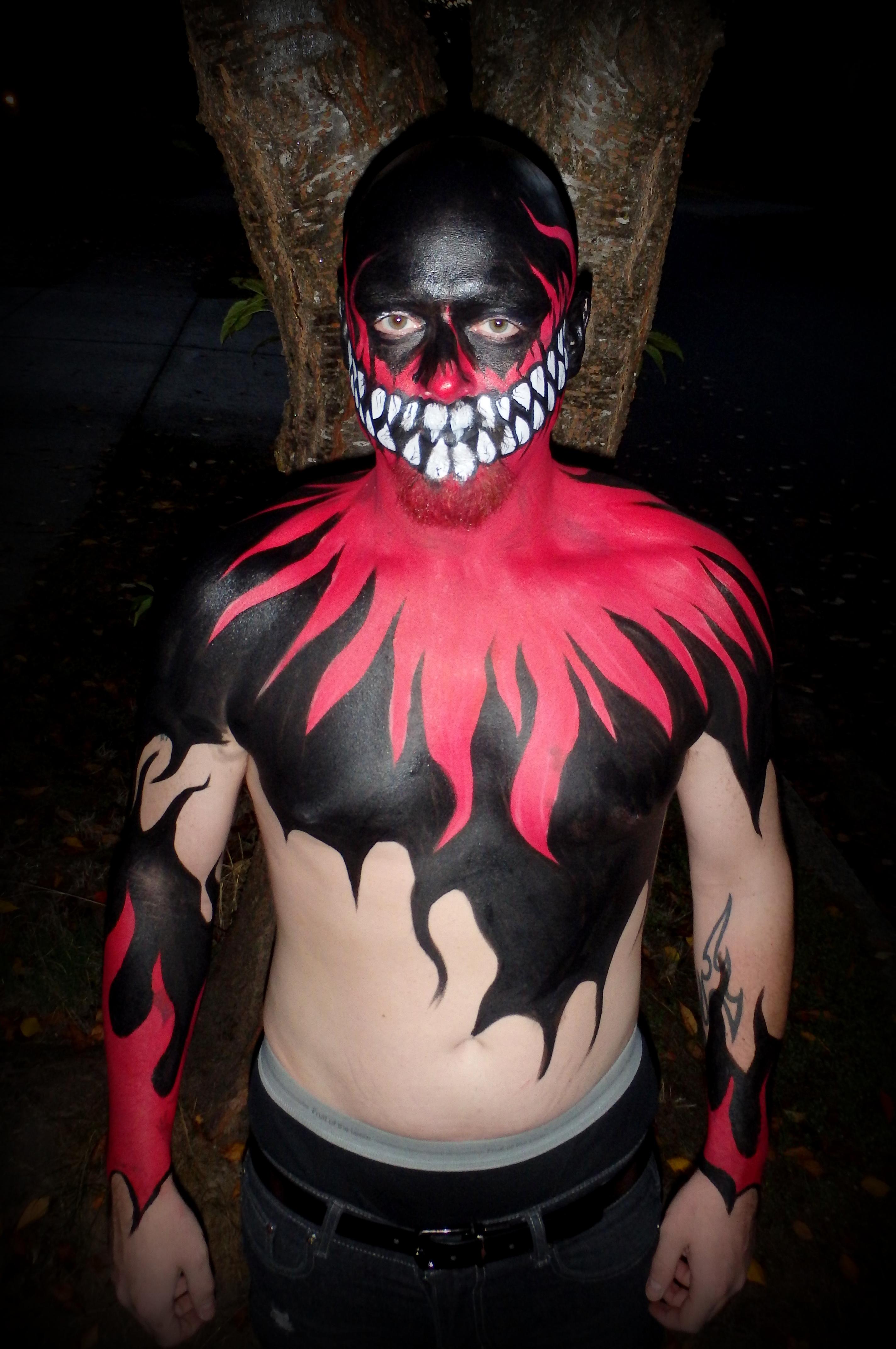 Portland Oregon 2015 Halloween costume by artist Sarah Pearce with Earth Fairy E