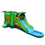 3 in 1 Wet Combo Jumper Bounce House wit