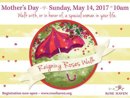 2017 Reigning Roses Walk