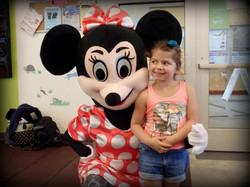 Look alike Minnie  and Mickey Mouse costume character for hire in Portland Orego