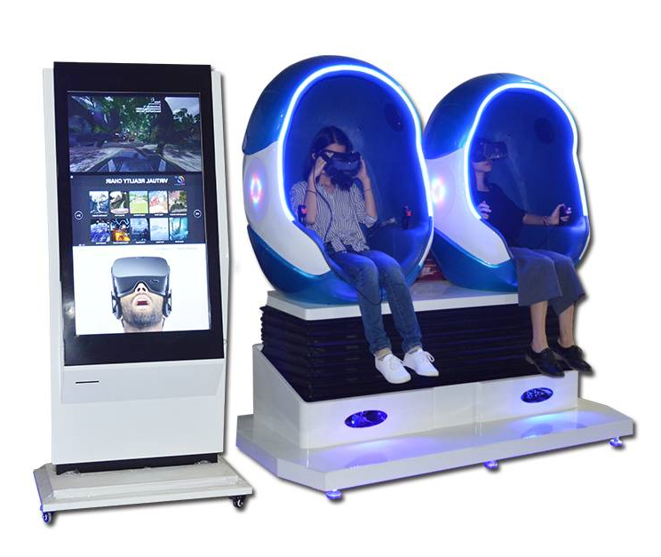 Virtual Reality Video Gaming Center for