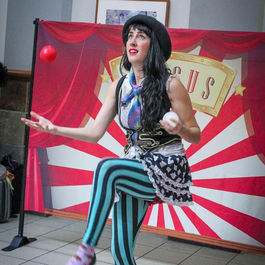 Circus Adventure Club Childrens Entertai