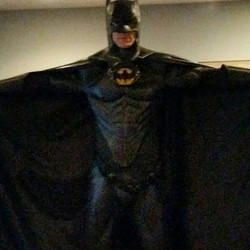 Batman character with Earth Fairy Entertainment in Portland Oregon, birthday party, corporate event,