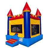 Castle Bounce House Rental in Portland O