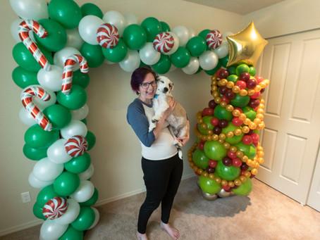 We offer Balloon Decor