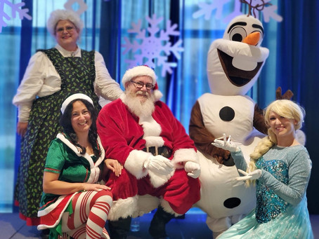 Christmas and Holiday Entertainment for Events and Parties