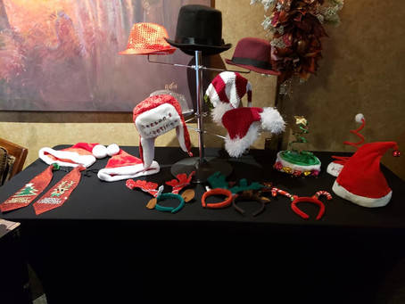 We are booking holiday parties now!