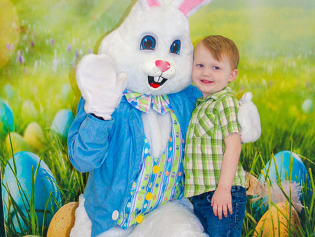 Book your Easter Bunny Visit