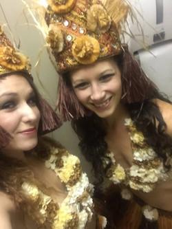 Earth Fairy Entertainment authentic Tahitian dancer, professional corporate entertainer, hula hawaii