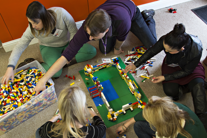 Lego Team Building or Birthday Party or