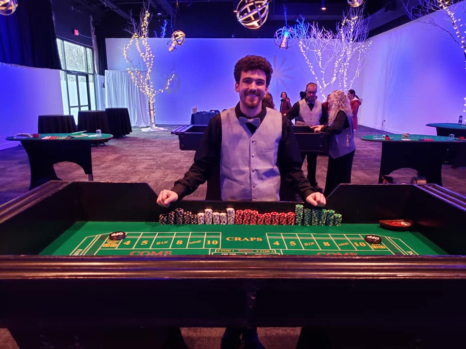 Casino Party in Portland Oregon, corpora