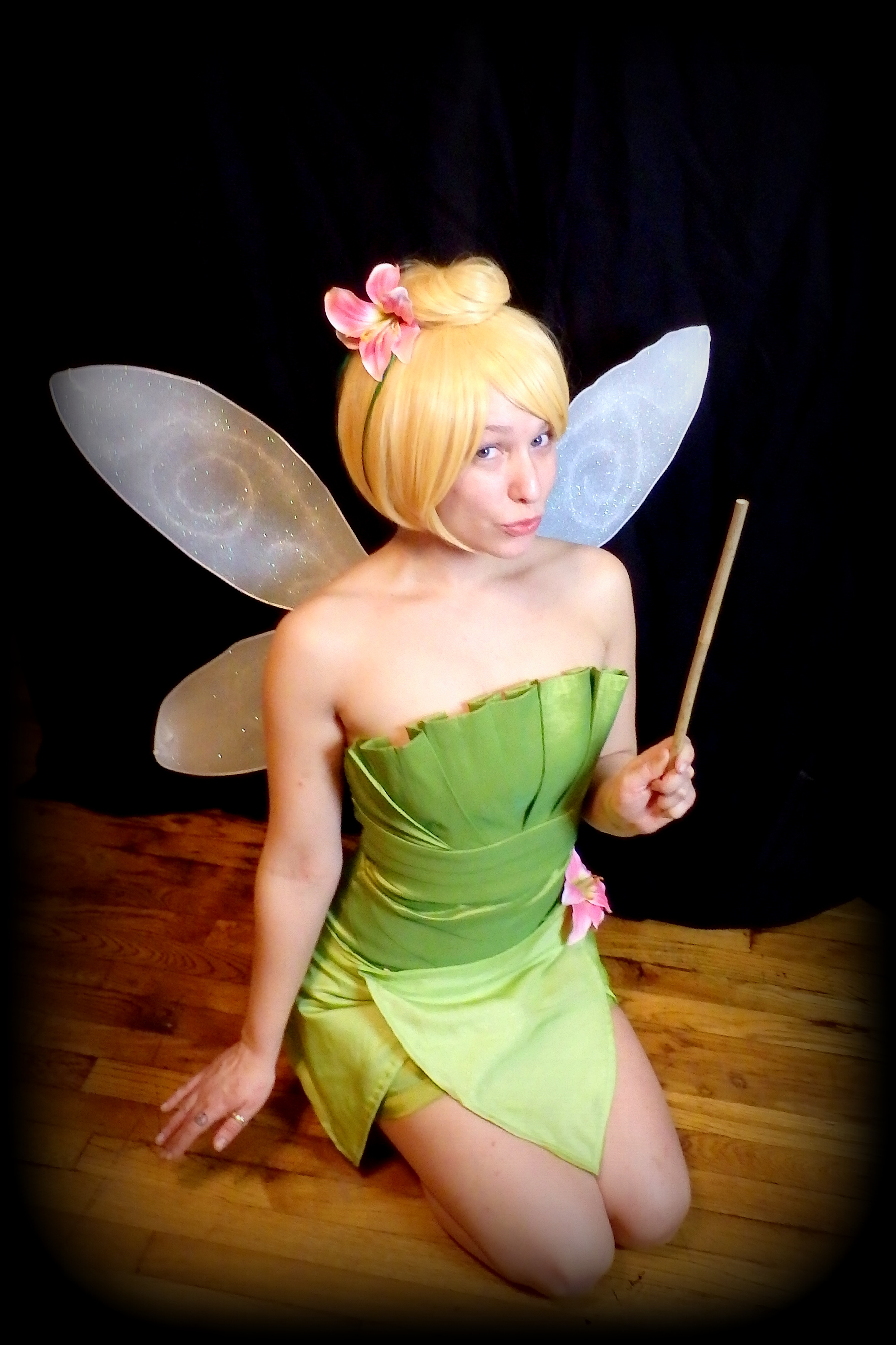 Earth Fairy Entertainment fairy birthday party, Tinkerbell lool alike costume character, professiona