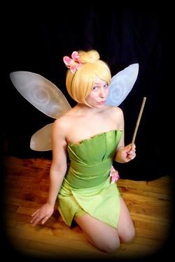 Earth Fairy Entertainment fairy birthday party, Tinkerbell lool alike costume character, professiona