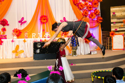 Magician birthday entertainment with Earth Fairy Entertainment in Portland Oregon, childrens party,