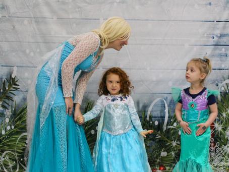 Frozen Themed Adventure Club