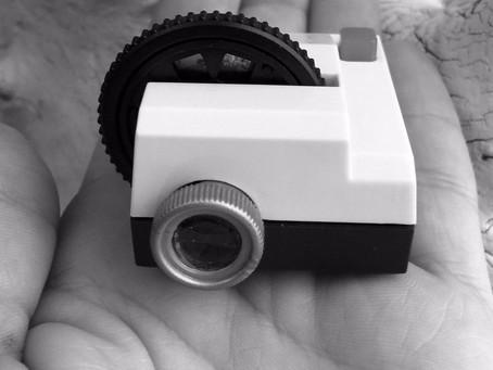 Miniature Instagram Projector