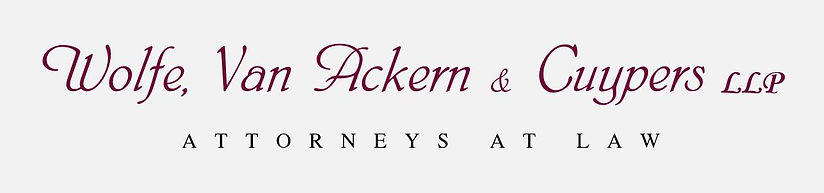 Wolfe Van Ackern Cuypers LLP Attorneys Fort Collins Colorado