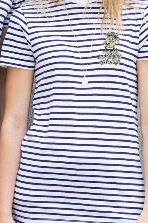 Tshirt marin enfant