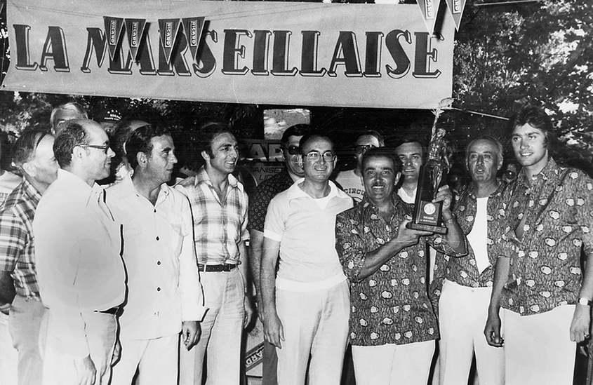 1970-1979 : La tornade Foyot