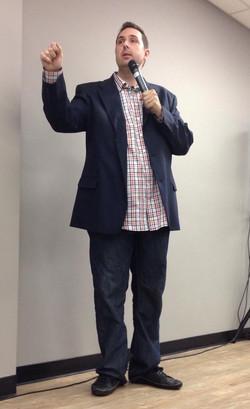 Mike Ponzillo Keynote Speaker