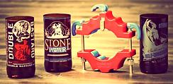 bottle cutter, beer gift
