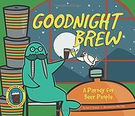 goodnight brew, beer gift