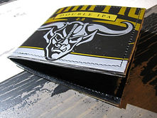beer wallet, beer gift