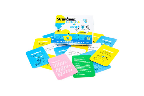 Pocketful of Ideas – Creative card deck