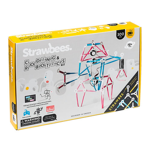 Strawbess Coding & Robotics Kit