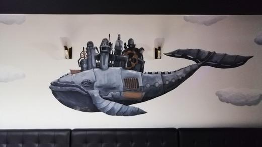 Steampunk Whale