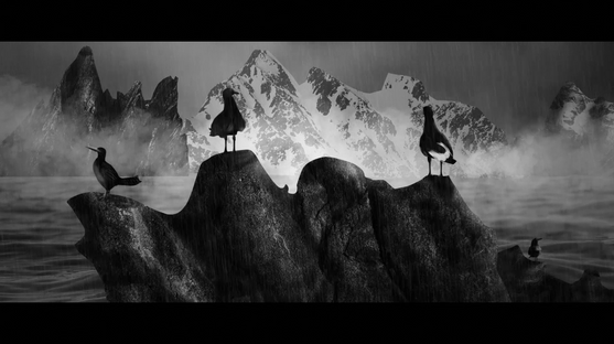 Still animation 'Pouring Rain'