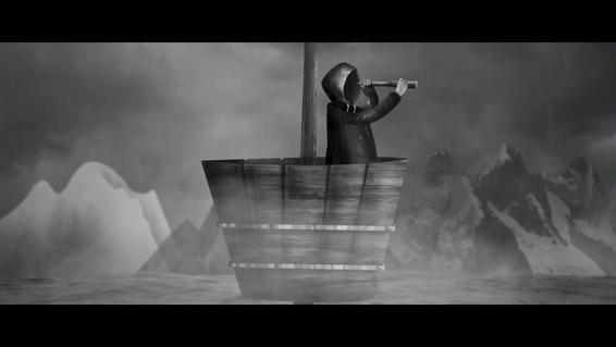 Stil animation 'Pouring Rain'