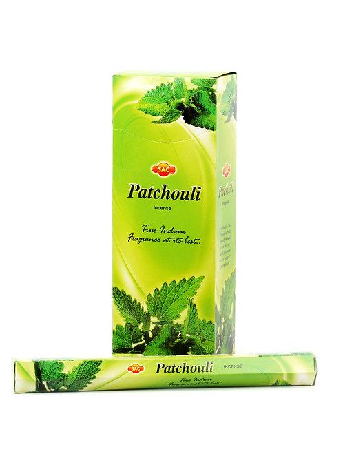 Wierook hexa Patchouli