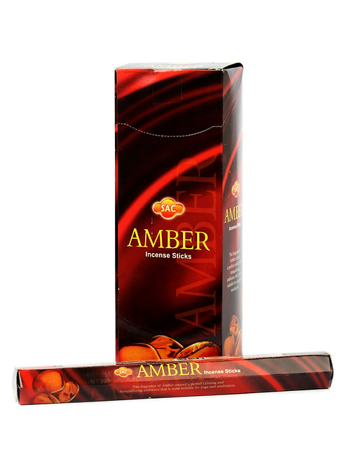 Wierook hexa Amber