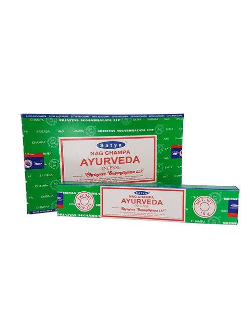 Wierook Satya Ayurveda 22x4.5x2 cm