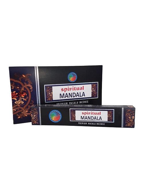 Wierook Spiritual Mandala